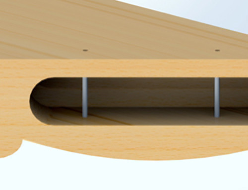 Mortise and Tenon Pin Length