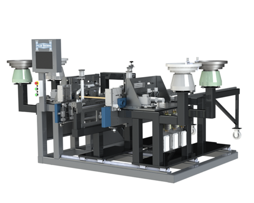 Industrial Woodworking Machinery