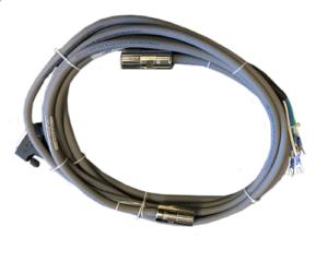 Kollmorgen servo cable set(power & feed) 3M