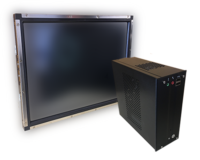 Computer Touchscreen Combo